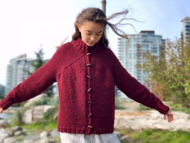 Carbeth Cardigan