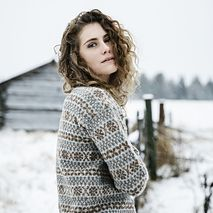 Marit: Advanced Fair Isle Cardigan