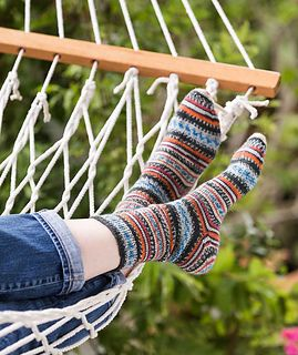 Simple Toe-Up Socks: Afterthought Heel