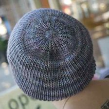 Spoke Crown Hat - Free Pattern
