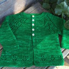 Maile Baby Cardi