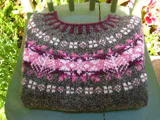 v e r y p i n k . c o m   Learn to Knit Fair Isle
