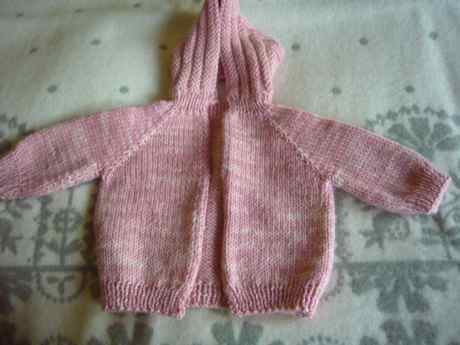 Knitting Pattern For Baby Sweater With Zipper In The Back : KNITTING PATTERN BABY SWEATER ZIPPER BACK   KNITTING PATTERN