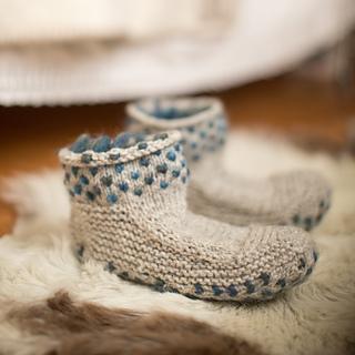 Cadeautje: Thrummed Slippers