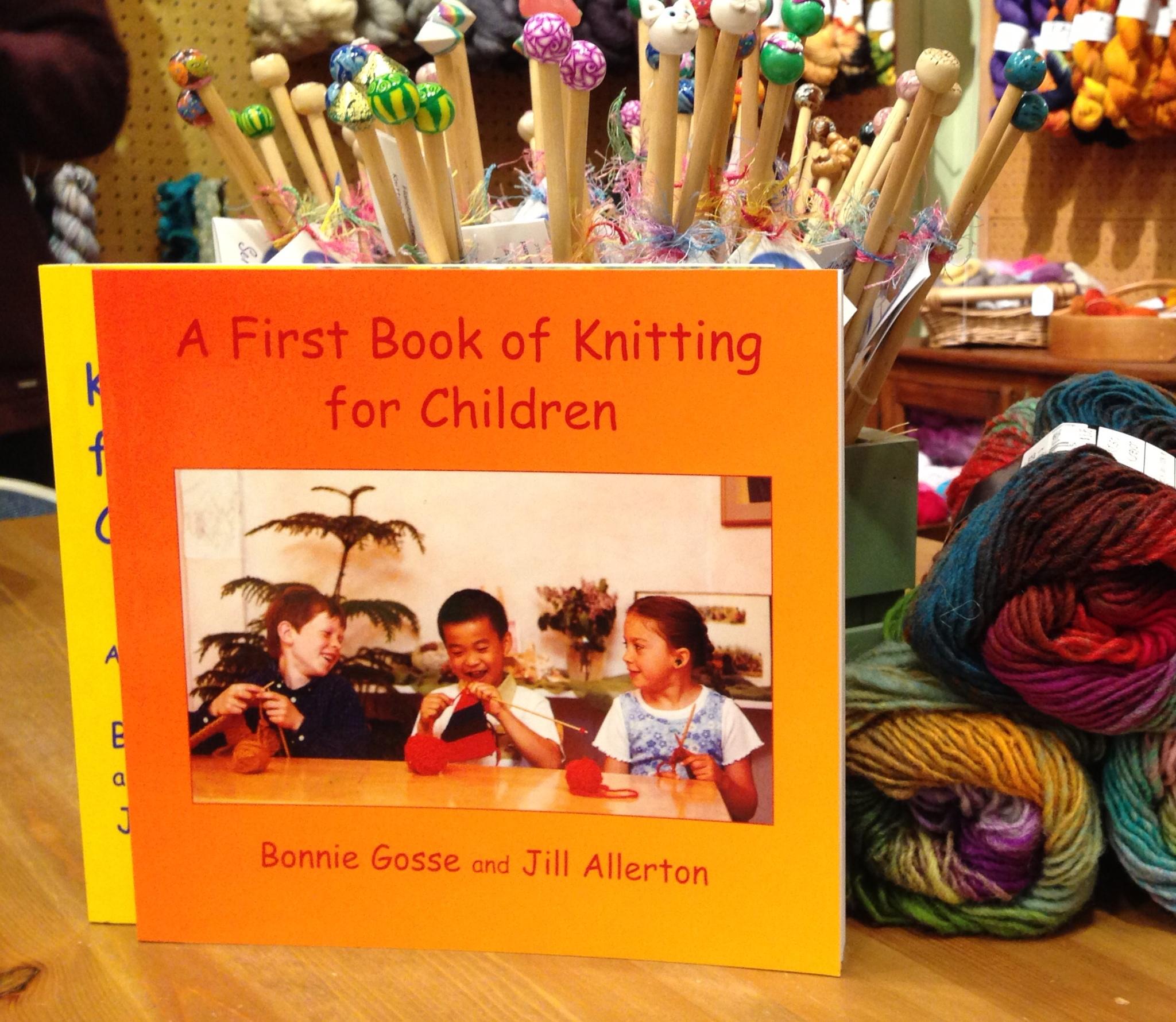 Serendipity Needles For Kids Three Bags Full Yarn Store