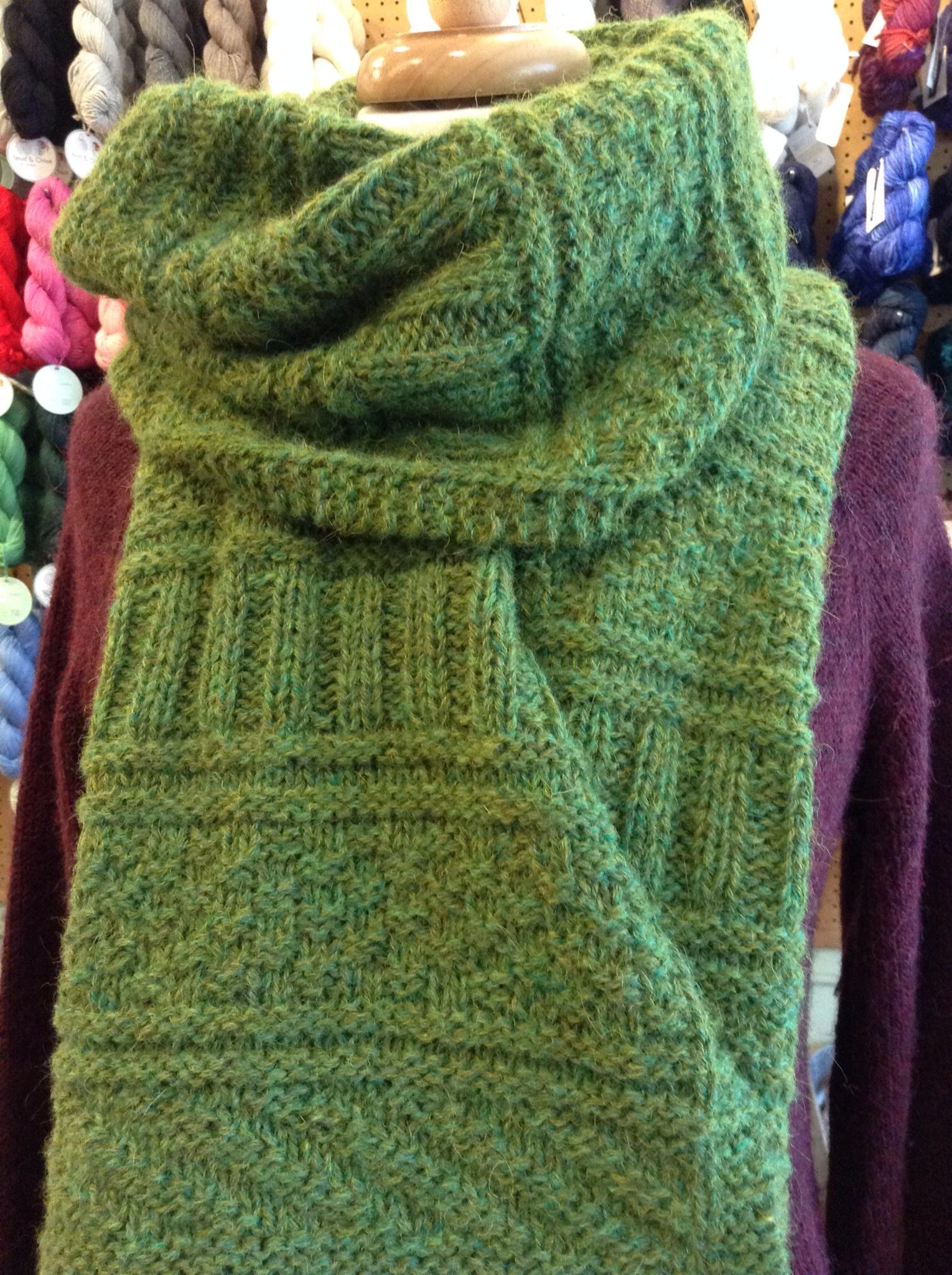 49e95734d Our Green Guernsey Wrap
